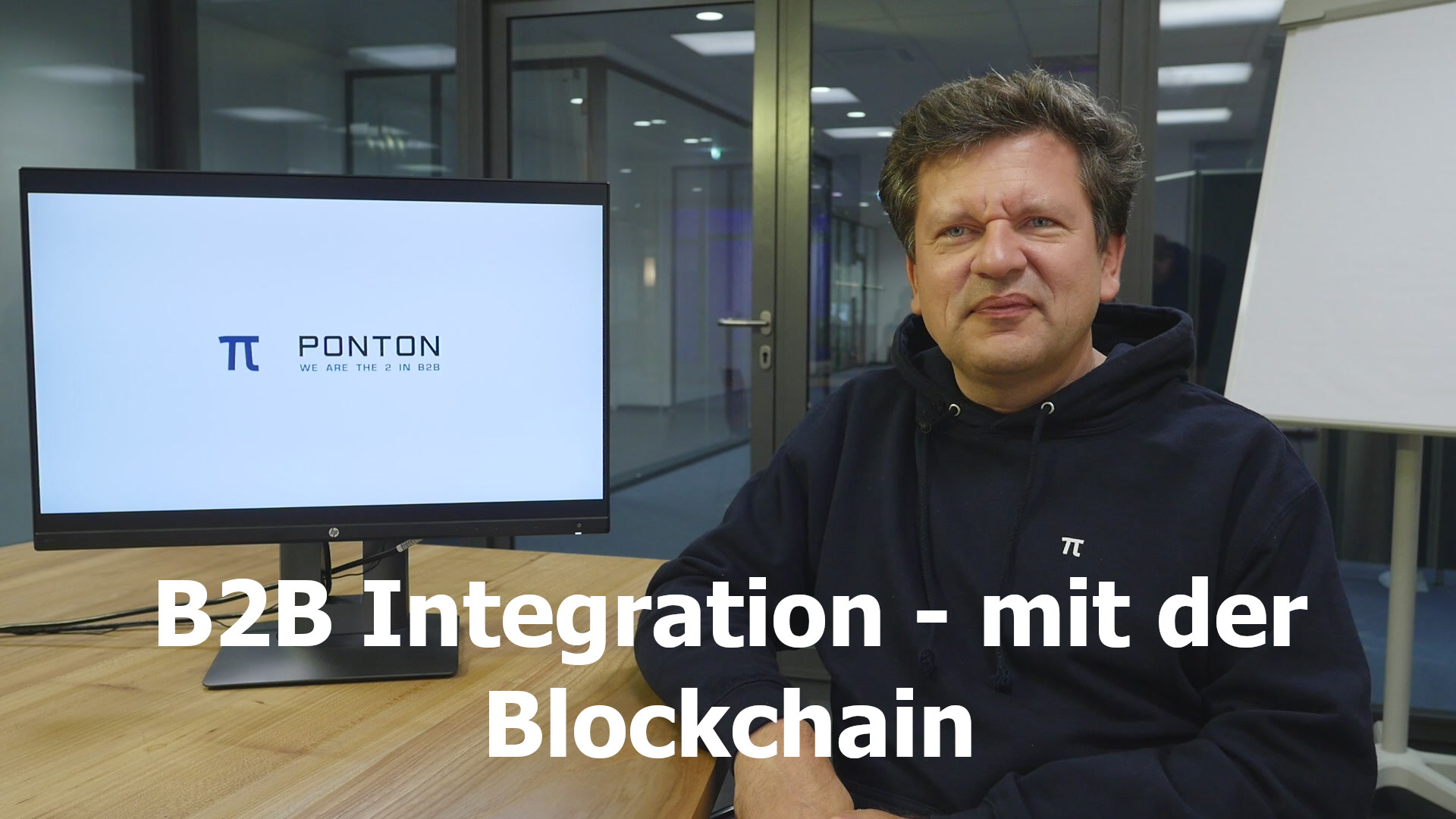 B2B Integration - mit der Blockchain